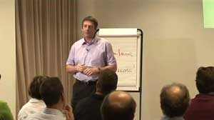 Karl Morris at the MIND FACTOR Course