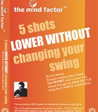 5 Shot Lower By Karl Morris Mind Factor